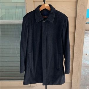 Banana Republic Men's M Italian Wool Blend coat